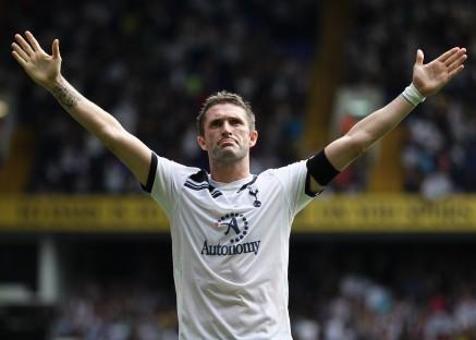 Keane kala melebarkan 'sayapnya' bersama Tottenham Hostpur. (via: talksport.com)
