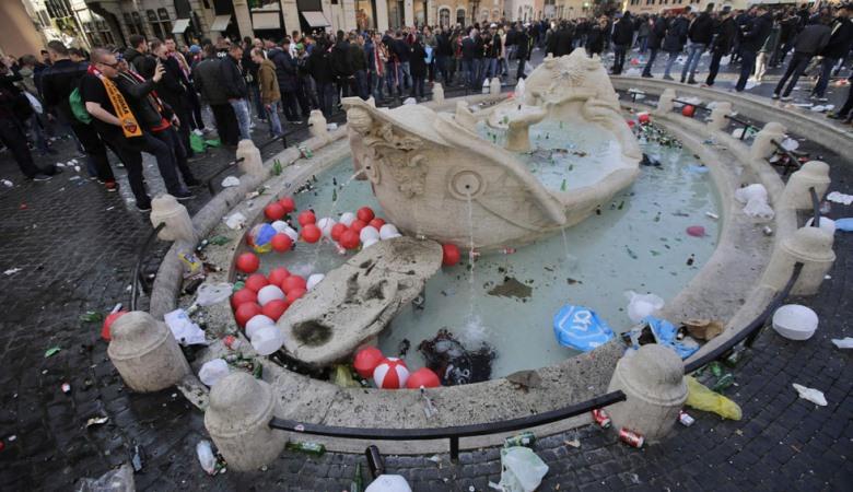 Tekan Kerusuhan, Walikota Roma Ajak Suporter Apresiasi Seni