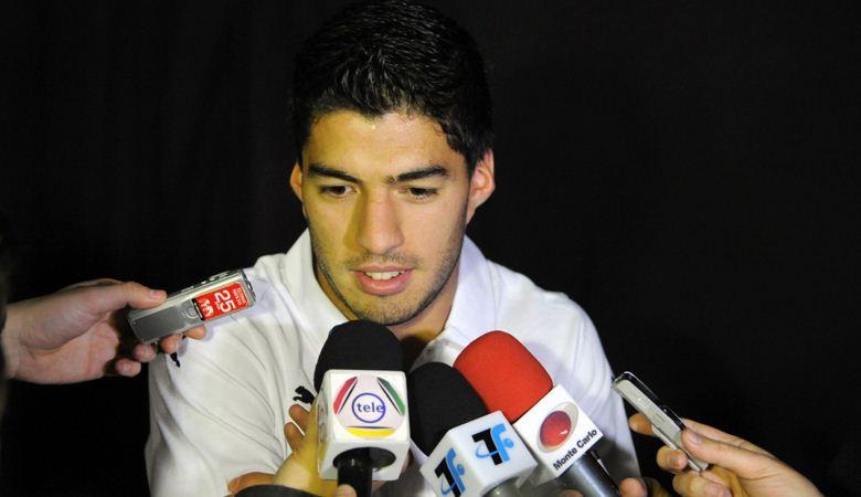 Merindukan Luis Suarez