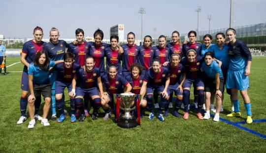 barcelona ladies