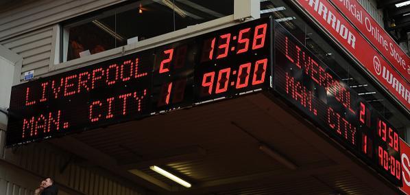 Di Balik Dua Gol Kemenangan Liverpool vs City