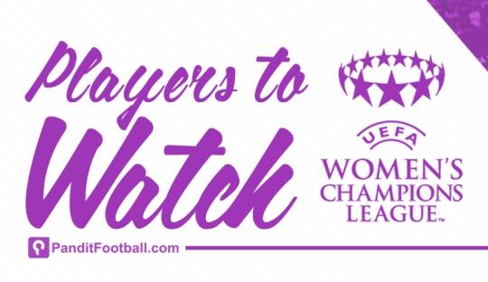 8 Pemain Kunci di Perempatfinal Liga Champions Perempuan (UWCL)