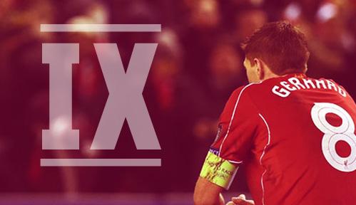 Sembilan Kado Gerrard untuk Man United