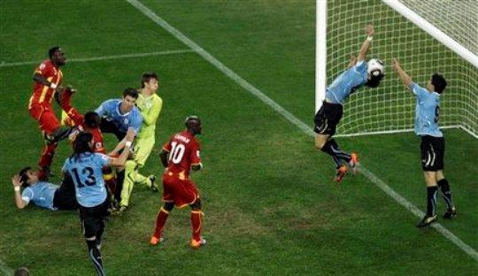 Mempelajari Aturan Handball Lewat Kasus Di Maria