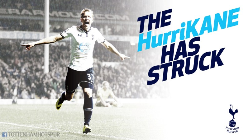 FA Dilanda Badai Harry Kane