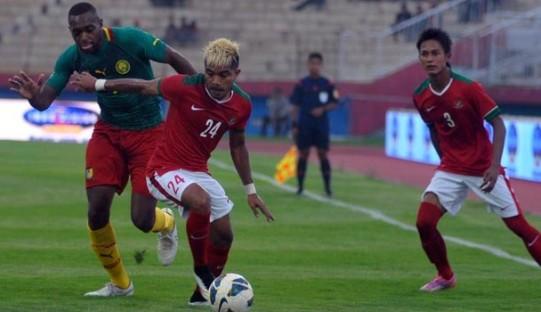 Beberapa Catatan dari Laga Timnas vs Kamerun