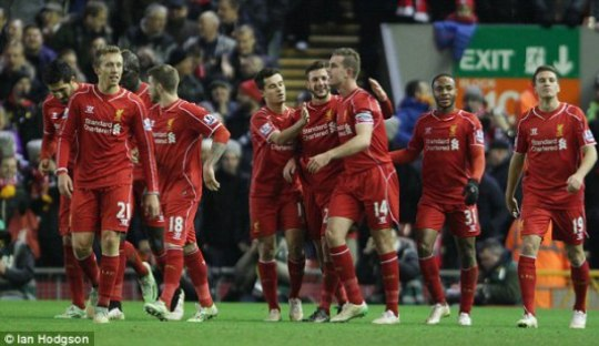 Kunci Sukses Formasi 3-4-3 dalam Kebangkitan Liverpool