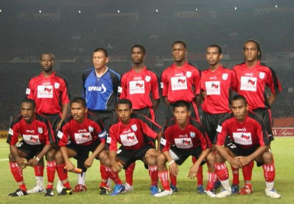 Skuat Persipura pada Ligina XI