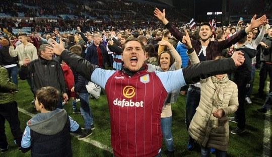 Que Sera Sera Aston Villa dan Suporter yang Bosan dengan Liga Primer