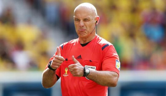 Merindukan Howard Webb
