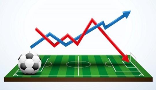 Angka-angka yang Menyilaukan dalam Sepakbola