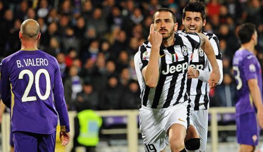 Cara Juventus Kalahkan Fiorentina 3-0