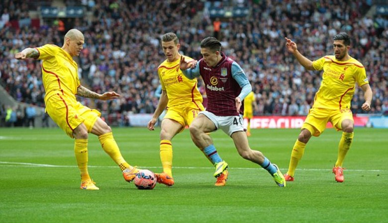 Rilisan Baru Sherwood: Jack Grealish