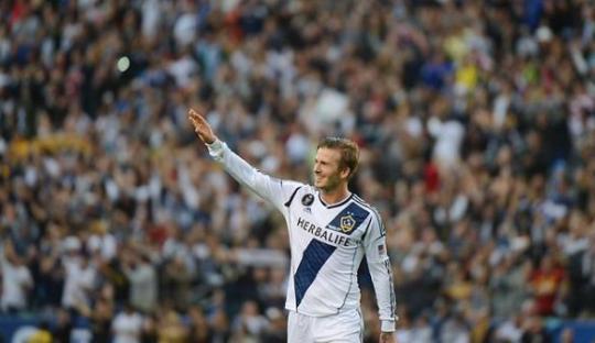 The Beckham Effect: Faktor Penting Peningkatan Popularitas MLS