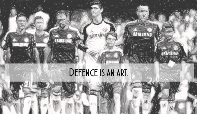 Tidak Ada yang Salah dengan Permainan Defensif