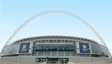 Mengenal Stadion Wembley, Rumah Sepakbola Inggris