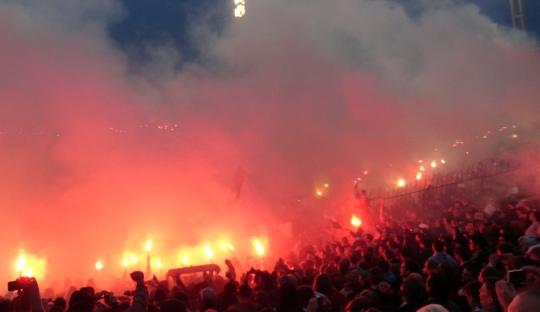 Persaingan Kelas Pekerja Budapest di Lapangan Sepakbola