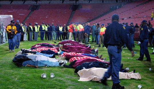 [On This Day 2001] Tragedi Ellis Park