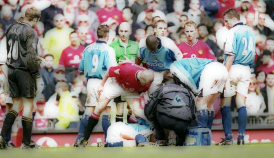 Laga-laga Tak Terlupakan Derby Manchester