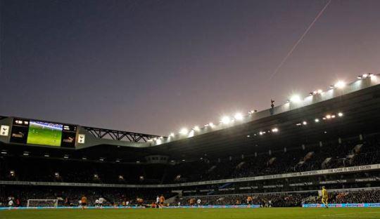 Stadion Baru Tottenham Segera Terwujud