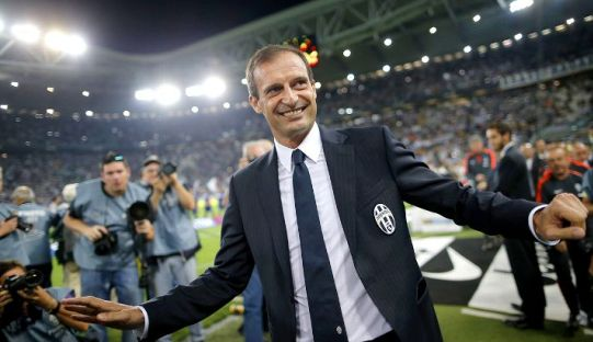 'Stairway to Heaven' Massimilliano Allegri