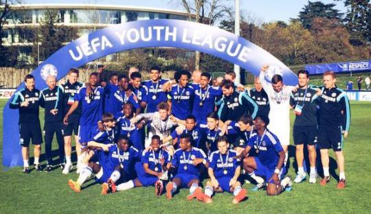 Jawara Muda Eropa dan Nasib Para Pemain Muda Chelsea