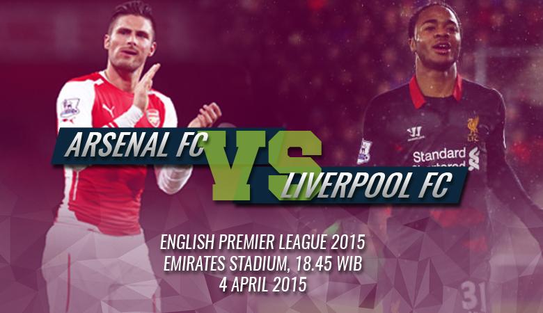 Analisis Pertandingan Arsenal vs Liverpool