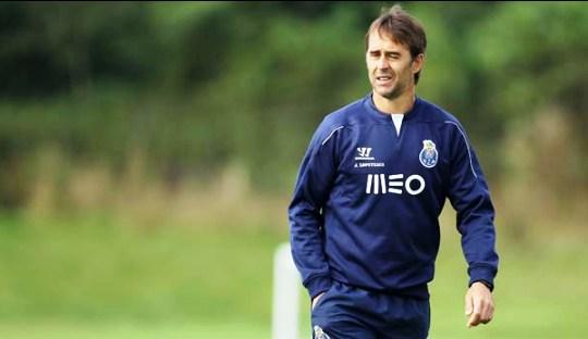 Mengenal Julen Lopetegui, Nakhoda FC Porto