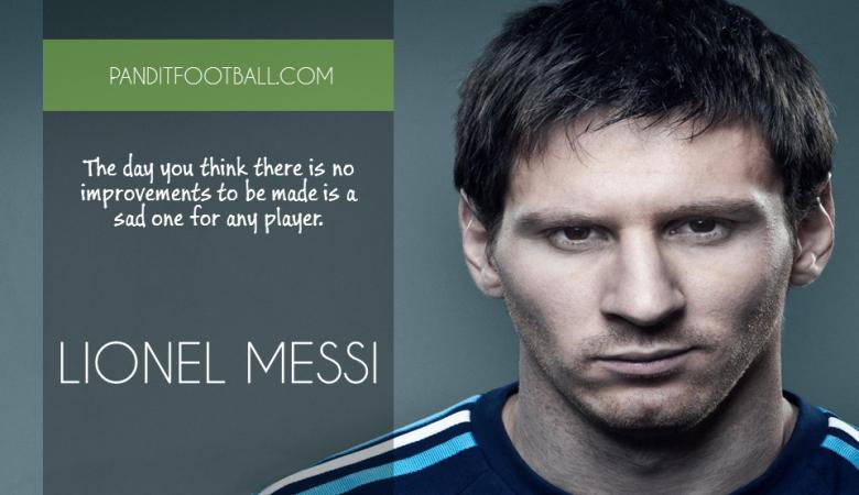 Lionel Messi, Si Penyelamat yang (Pernah) Diselamatkan