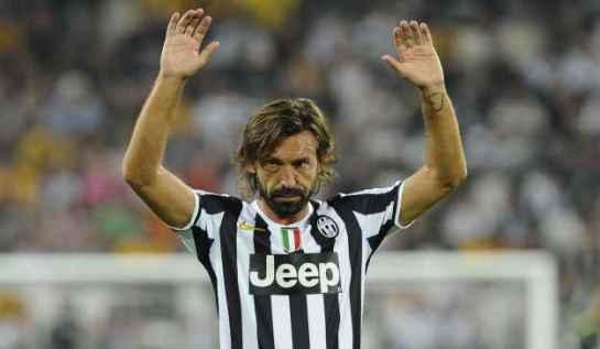 Juventus, Andrea Pirlo dan Mantan-mantan yang Berlalu