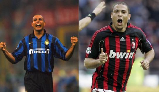 Lima Penyerang Terbaik yang Pernah Membela AC Milan-Internazionale