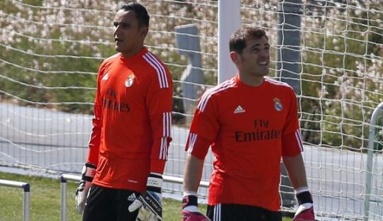 Menanti Trio Casillas, De Gea, dan Navas di Bernabeu