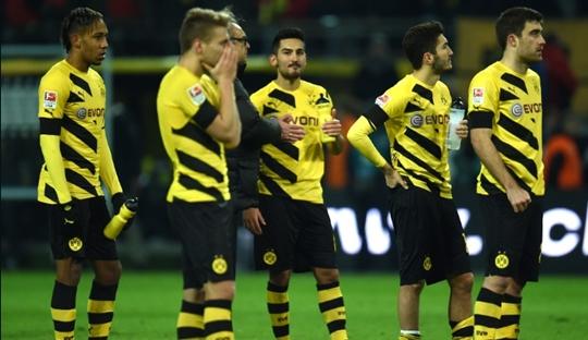 Dortmund: Sudah Jatuh, Tertimpa Tangga