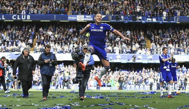 Gelar Juara Chelsea Sebagai Pembuktian Terry Pada Benitez