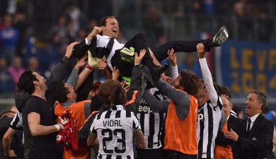 Allegri dan Ketakutannya Tentang Juventus