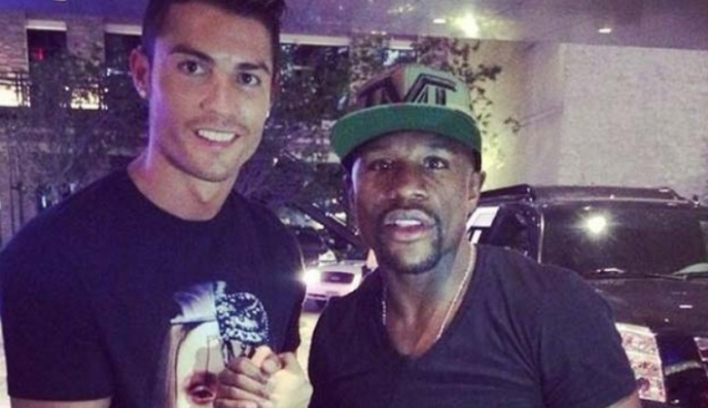 Beda Cara Menghasilkan Kekayaan Antara Mayweather dan Ronaldo