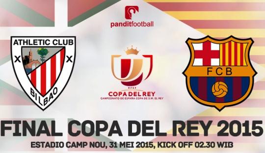 Dua Penguasa Copa del Rey Sepanjang Masa