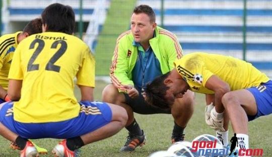 Kegelisahan Pelatih Sepakbola Nepal Setelah Bencana Gempa