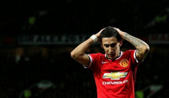 Di María Masih Ingin Berjuang Untuk Manchester United