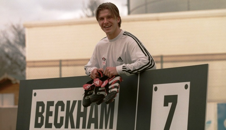 David Beckham dan Cerita Bersama Rambutnya