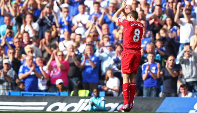 Menikmati Masa Terakhir Gerrard di Liverpool