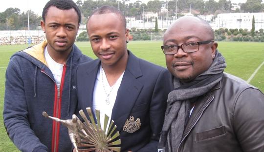 Andre, Jordan dan Cerita Klan Ayew di Marseille