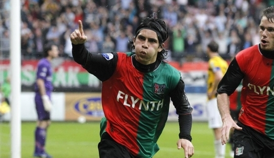 Promosi ke Eredivisie, NEC Andalkan Pemain Keturunan Maluku