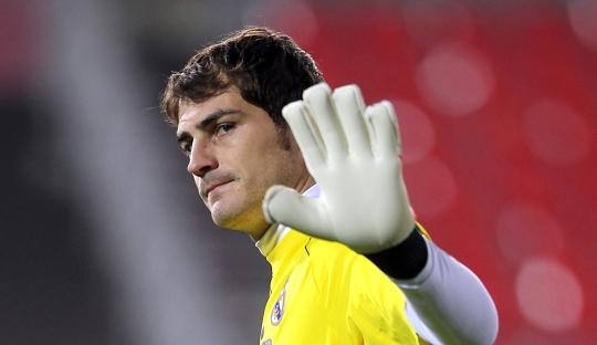 Jangan Marah, Casillas!