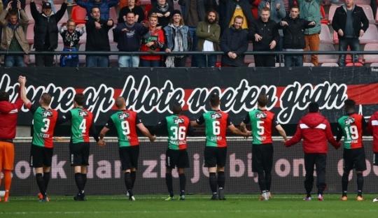 Kedigdayaan NEC Nijmegen di Jupiler League