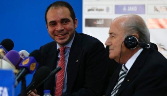 Berharap ke Pangeran Ali: Si Anak Kemarin Sore Pesaing Blatter