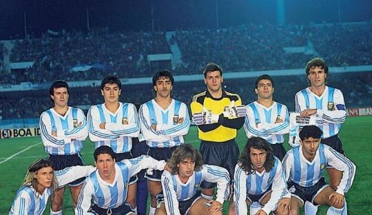 Anomali DNA Juara Argentina