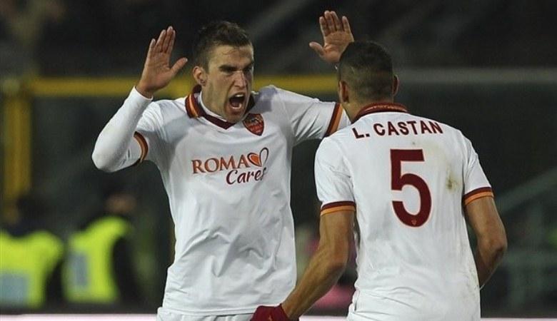 Tekad Castan dan Strootman Bersama AS Roma
