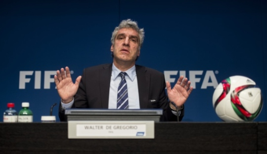 Tekanan Untuk FIFA yang Semakin Kencang
