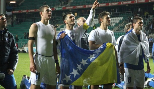 Jalan Terjal Kebangkitan Sepakbola Multi Etnis di Bosnia-Herzegovina